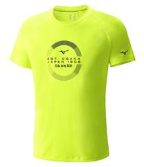Мужская спортивная футболка Mizuno Transform Tee J2GA6015 45