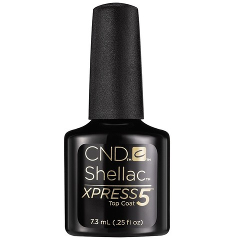 CND Shellac XPRESS5 Top Coat 7.3 мл