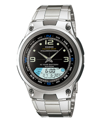 Мужские электронные часы Casio AW-82D-1A