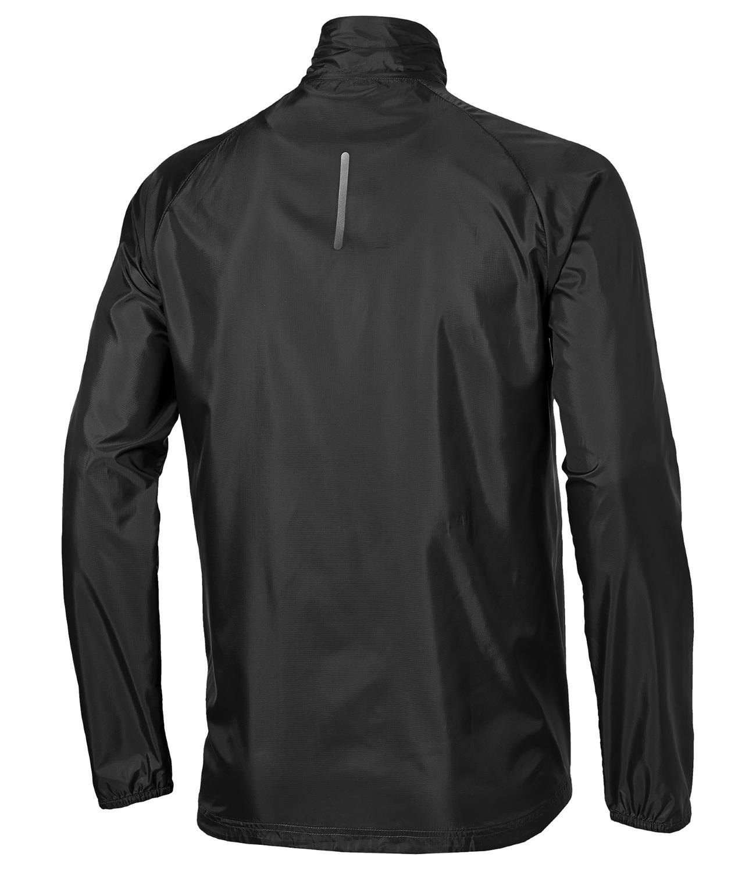 Мужская ветровка асикс Woven Jacket (132171 0904) черная
