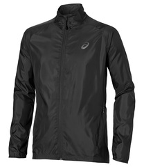 Мужская ветровка Asics Woven Jacket (132171 0904) черная