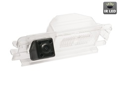 Камера заднего вида для Renault Logan II 14+ Avis AVS315CPR (#138)