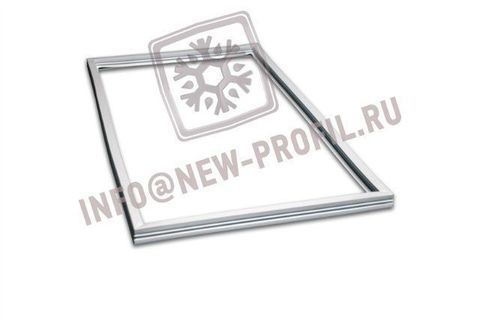Уплотнитель 82,5*57,5 см для холодильника Саратов 102. Профиль 013