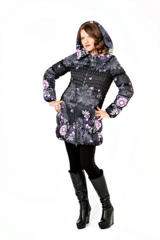 Куртка для беременных 05192 черный