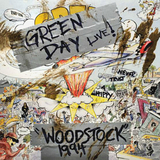 Green Day / Green Day Live! - Woodstock 1994 (LP)