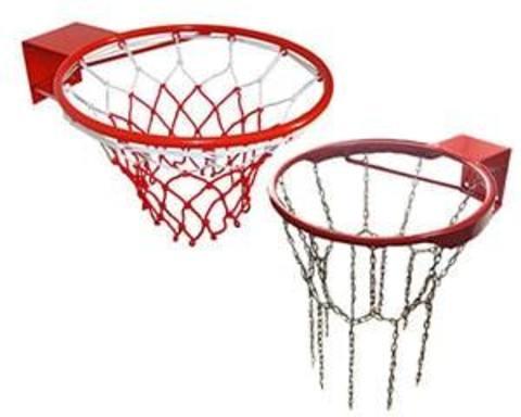 Купить баскетбольные кольца и сетки