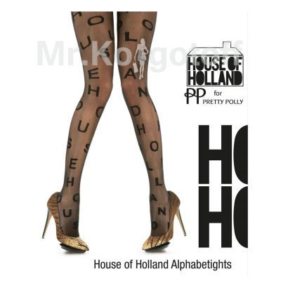 Колготки House Of Holland Alphabetights (APT9)