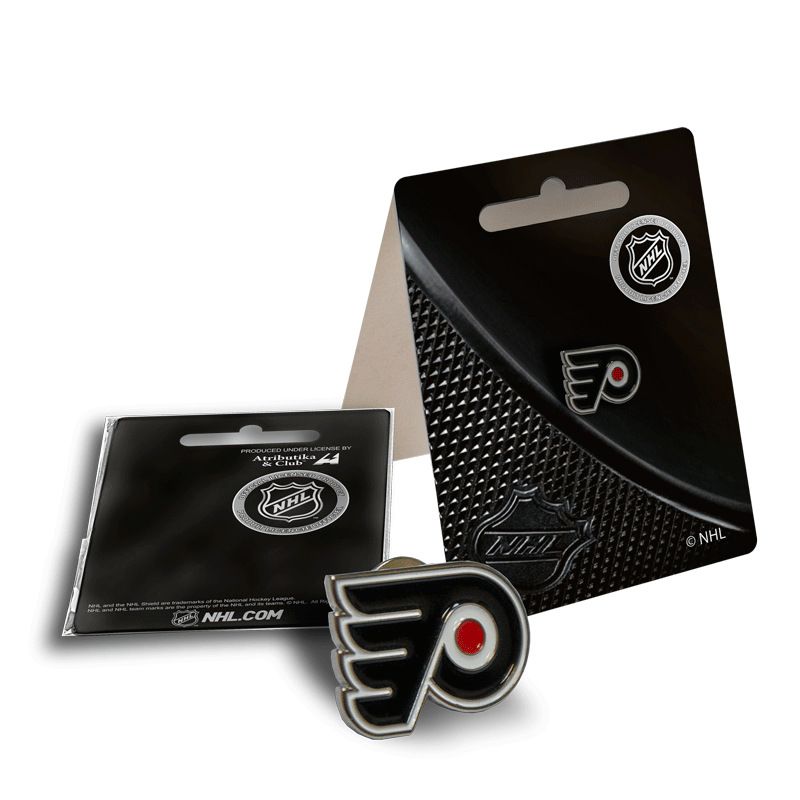 Значок NHL Flyers