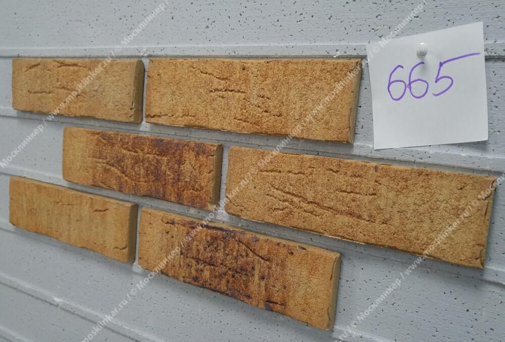 Плитка-клинкер под кирпич Feldhaus Klinker, Sintra, ручная формовка, sabioso binaro, R665NF14