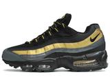 Кроссовки Мужские Nike Air Max 95 Black Gold