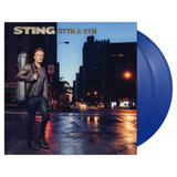 Sting / 57th & 9th (Coloured Vinyl)(LP)