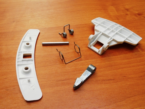 ручка люка стиральной машины электролюкс 50267907009