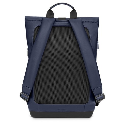 Рюкзак Moleskine CLASSIC ROLLTOP, blue, фото 3