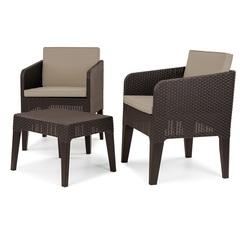 Кофейный комплект мебели Keter Columbia Balcony Set