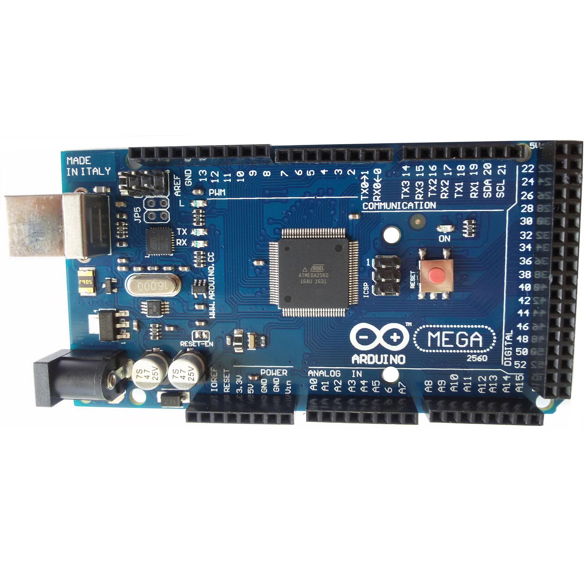 MEGA 2560 R3 (Arduino совместимый контроллер)