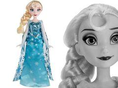 Кукла Эльза Холодное сердце, Начало коронации