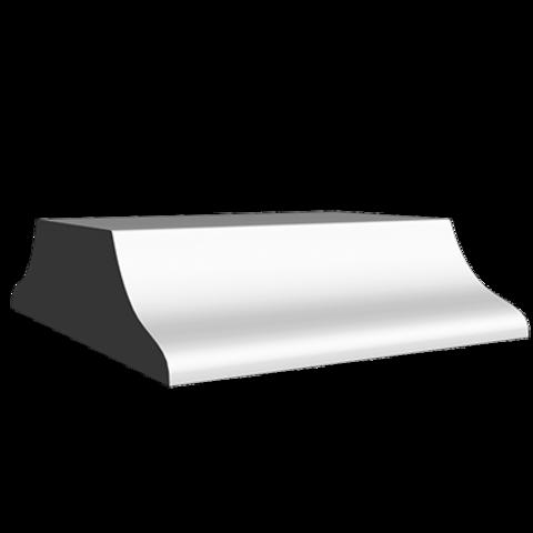 Опорный блок (балюстрада) Европласт из полиуретана 4.78.101, интернет магазин Волео