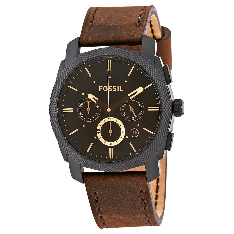 Большой ассортимент брендовых швейцарских часов fossil в интернет-магазине dawos.