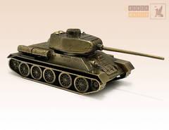 Танк Т-34-85 (масштабная модель)