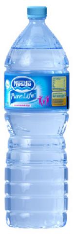 Вода питьевая Nestle Pure Life негаз 2л. пэт. 6 шт/уп.