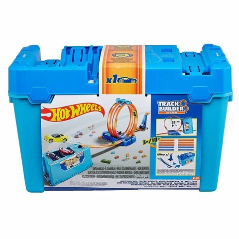 Hot wheels - Multi Loop Box