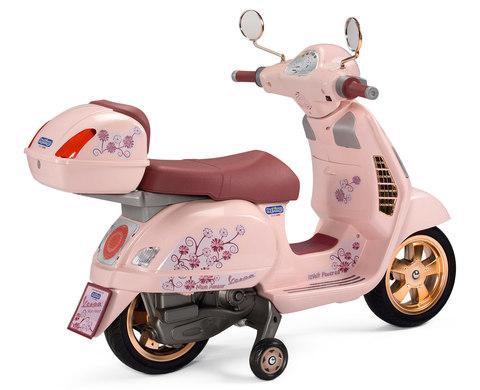 Детский электромотоцикл Peg Perego Vespa Mon Amour MC0024