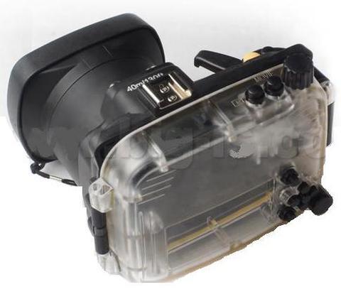 бокс подводный (аквабокс) Jnt для Sony nex5R / Sony nex5t 18-55