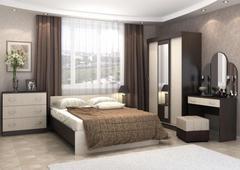 Спальный гарнитур «Бася»-