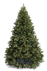 Ель искусственная Royal Christmas Washington Premium с огоньками - 120 см.