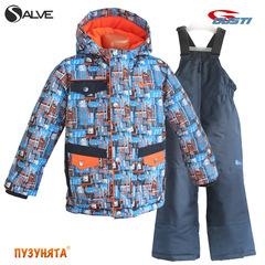 Комплект для мальчика зима Salve 5097 NAVY