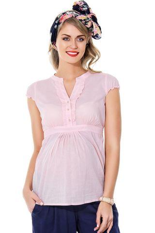 Блузка 01329 розовый