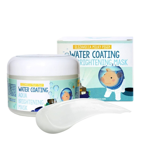 Elizavecca Water Coating Aqua Brightening Mask 100 ml