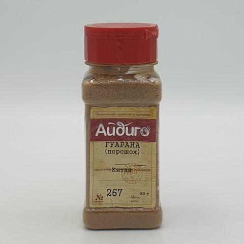 Гуарана порошок АЙДИГО, 80 гр