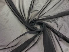 Сетка эластичная черная Lauma