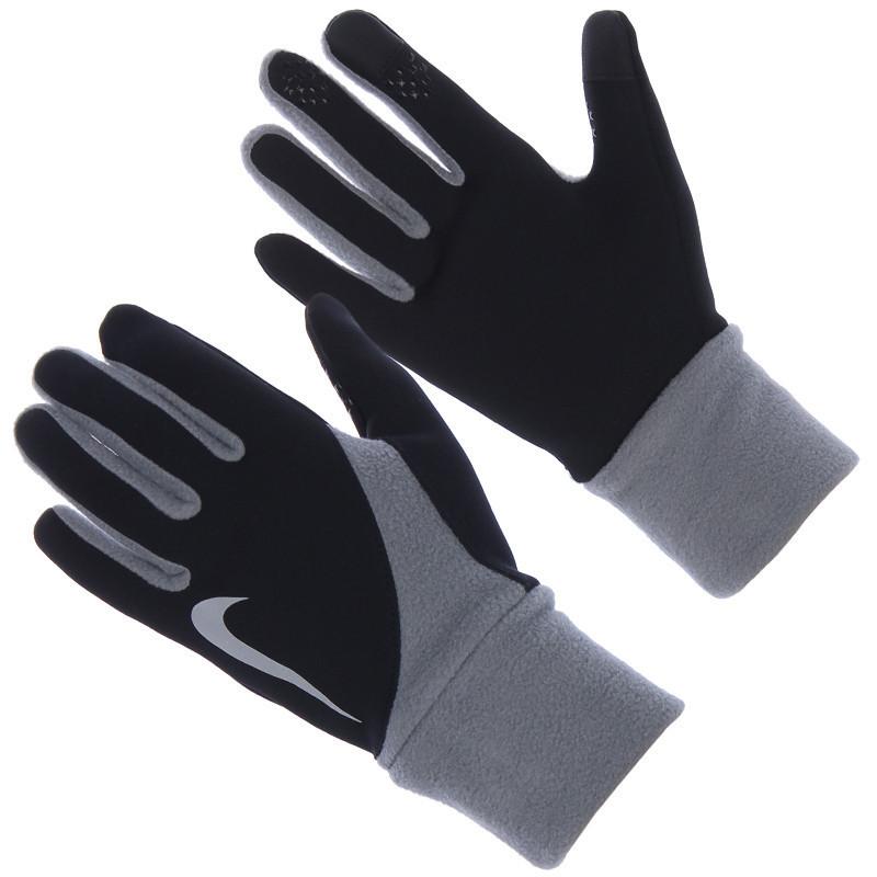 Женские перчатки для бега найк Element Thermal Run Gloves (98032 032)
