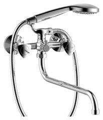 Смеситель для ванны и душа Damixa Object 349500000 с душевым гарнитуром