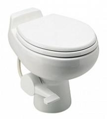 Туалет вакуумный SeaLand VacuFlush 547+ (12/24 В, белый)