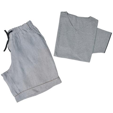 Домашний костюм с шортами и футболкой Charles от Casual Avenue