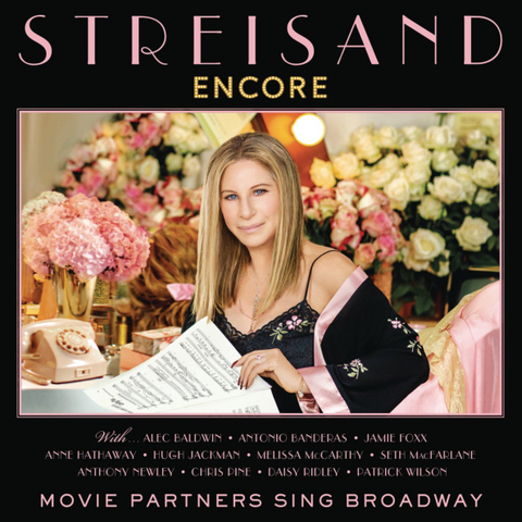 Barbra Streisand / Encore: Movie Partners Sing Broadway (LP)