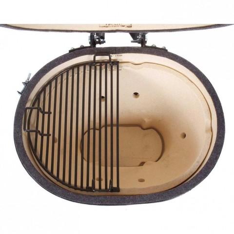 Керамический гриль Primo Oval XL 400