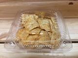 Хлебные чипсы со специями и аджикой