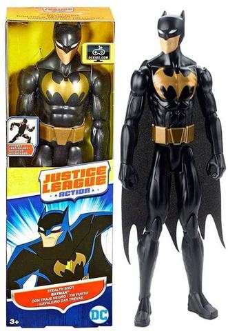 Justice League Action Stealth Shot Batman Figure 12