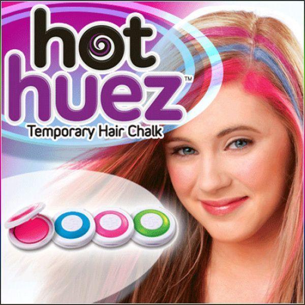 Уцененные товары Цветные мелки для волос Hot Huez melki_dlya_volos_Hot_Huez.jpg