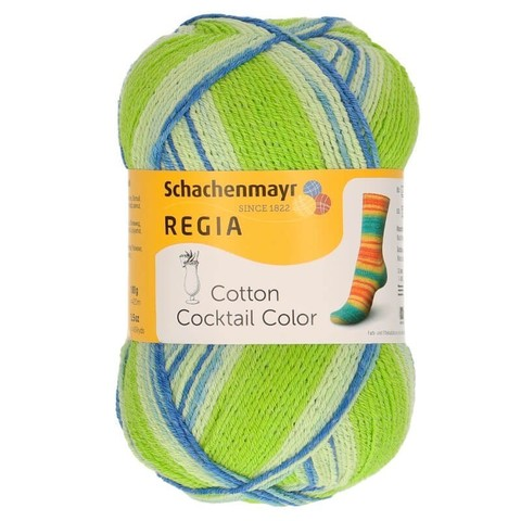 Regia Cotton Cocktail Color 2431 купить