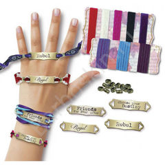 Набор из 4 браслетов Ever After High - Spellbinding bracelet kit, Mattel