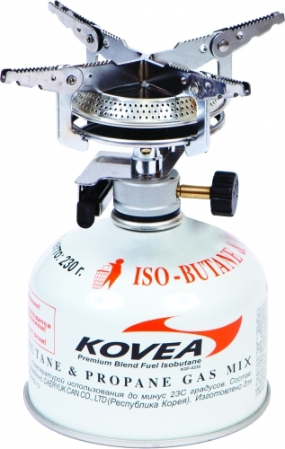 Газовая горелка Hiker Stove KB-0408