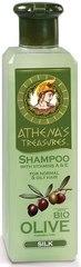 Шампунь с экстрактом оливы и шелком ATHENA'S TREASURES от Pharmaid