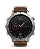 Купить Наручные часы Garmin Fenix Chronos (стальной корпус и кожаный ремешок) 010-01957-00 по доступной цене