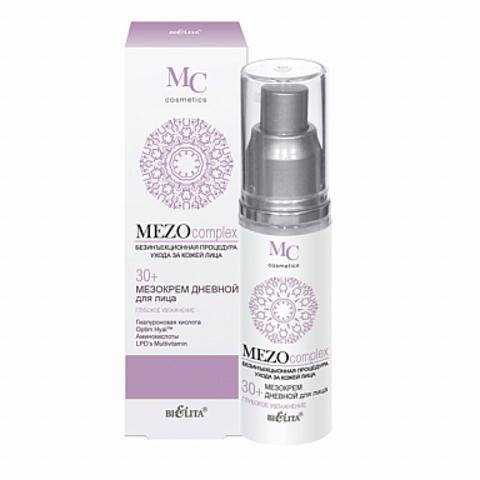 Белита MEZOcomplex МезоКРЕМ дневной для лица Глубокое увлажнение 30+  50мл