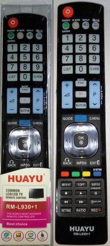 Универс пульт HUAYU RM-L930+  LG 2*AAA